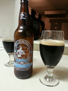 Coronado Brewing Co. Blue Bridge Coffee Stout