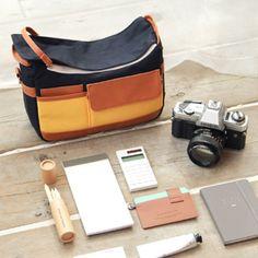 Oxford Camera Bag