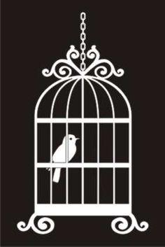 EN Feathered Friends: Birdcage 1