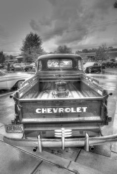 1947-1953 Chevy truck...