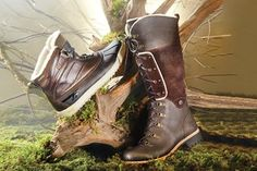 Outdoor Fashion: Forest Rangers - Slideshow