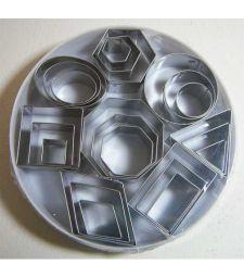 Ateco Geometric Cutters Small