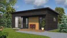 Smart Home, Garage Doors, Shed, Outdoor Structures, Outdoor Decor, House, Home Decor, Modern, Homemade Home Decor