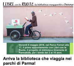 #BILBIOTECHE #LIBRI #PARMA