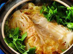 ひき肉と白菜のピリ辛鍋レシピ 講師は大庭 英子さん|使える料理レシピ集 みんなのきょうの料理 NHKエデュケーショナル