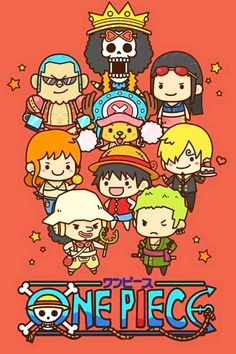 One piece chibi
