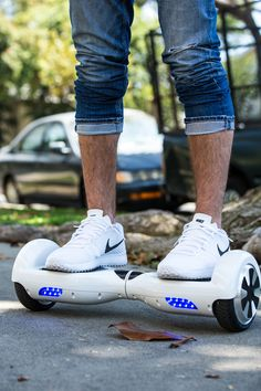 The future of transportation has finally arrived! HyperWalk! Use code HYPER100 for $100 off!