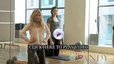 Tracy Anderson Ab Workout (specifically for re-engaging abs after having babies)