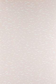 Yukutori BP 4302 - Wallpaper Patterns - Farrow & Ball log burner wall
