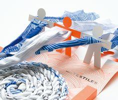 Kampagne: Eine Dreierseilschaft für die Zukunft — Agentur: Agentur am Flughafen AG — Kunde: Textilverband Schweiz — Jetzt noch mehr Kampagnen pur im Fischer`s Archiv! www.fischersarchiv.de