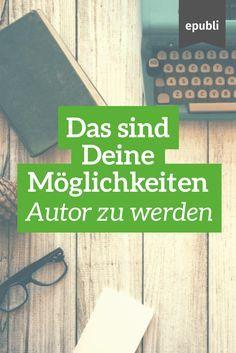 Du willst Autor werden, aber weißt nicht, ob ein Verlag, Self-Publishing oder gar beides das Richtige für Dich ist? Wir haben die wichtigsten Unterschiede für Dich zusammengefasst: http://www.epubli.de/blog/autor-werden #epubli #schreibtipps #selfpublishing
