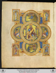 New digitized manuscripts from the Vatican Library!