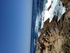 I was born in one of the most beautiful locations.  Monterrey California ❤
