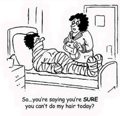 26 Best Hair Humor Quotes Images Hair Humor Hair Quotes