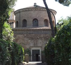 Roma - Mausoleo di Santa Costanza - IV sec.