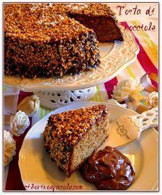 Torta di nocciole -ricetta Piemontese