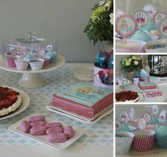 Birthday party 'little Mermaid'