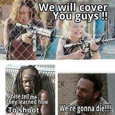 Maggie's good!