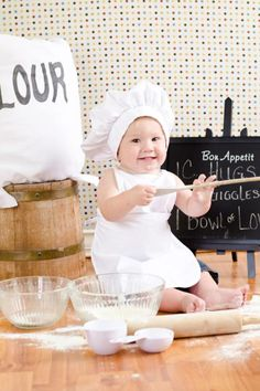 little chef mini sessions by Touch of Wonder Photography