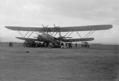 1930-39 Handley Page H.P.42 Imperial Airways airliner.  Follow Team Merlin as they attempt to build a scale replica of Britain's largest airliner of the 1930s www.team-merlin.com www.facebook.com/...