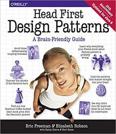 https://www.amazon.com/Head-First-Design-Patterns-Brain-Friendly/dp/0596007124