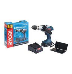 RYOBI Li-Ion Hammer Drill Kit   Makro Online