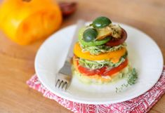 This gluten-free take on lasagna won't weigh you down, but will freshen you up!