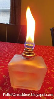 Full of Great Ideas: DIY Scented Effusion Oil - Easy Gifts on a Budget (Part 4)