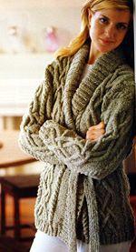 af4981cff Top 10 Free Aran jumper knitting patterns for women