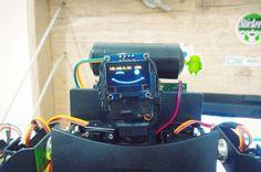 Bom dia!  Good morning!   #arduino #mediateklabs #linkitone #oled #display #robot #robotica #robotics #robo #bipede #servomotor #servo #motor #bipedal #bipedalrobot #biped #arduinorobot #arduinoandroid #bluetooth #ubec #pca9685 #i2c #gesture #control #portable #speaker by washjunior
