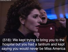 Texts from Star Trek: The Next Generation