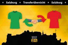 Die Saison 2017/18 ist Geschichte, nun geht es um die neue Spielzeit. Von der Bundesliga über die Regionalliga West bis runter zur Salzburger Liga liefern wir euch einen Überblick über die bereits fixierten Transfers im Bundesland Salzburg.