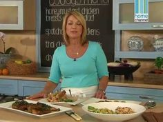 SHARON'S SIMPLE STYLISH MEALS - Series 2 Episode 7 - Quick and Easy Chicken Supper - YouTube  #cooking Youtube Cooking, Dinners, Meals, Chicken Recipes, Favorite Recipes, Lunch, Tv, Stylish, Simple
