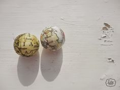 paper ball, bead, necklace, jewelry, recycling, eco-friendly, tribal, fashion