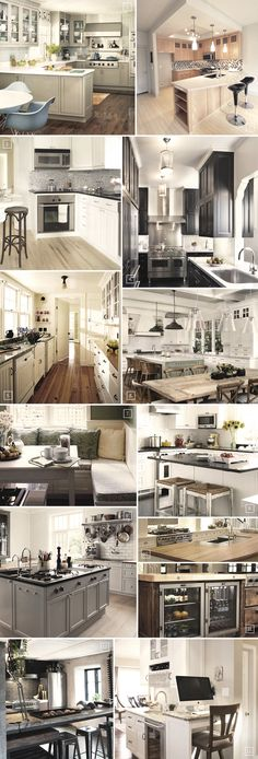 Features for the dream kitchen layout