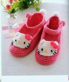 Hello Kitty Schuhe