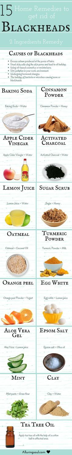 Opt inexpensive home remedies for blackheads as it will dislodge clogged pores and make skin glow without any side effects. Remove blackheads with powerful ingredients like baking soda, lemon, activated charcoal, cinnamon, epsom salt and more and also get skin free from microbes as well as clogged pores.
