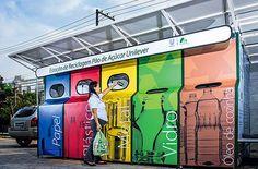 Empresas começam a investir na educação sobre reciclagem no Brasil