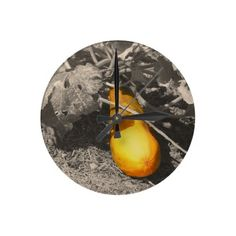 Customizable Pumpkin clocks from Zazzle. Choose a pre-existing design for your wall clock or create your own today! Create Yourself, Create Your Own, Halloween, Incense, Pumpkin, Clock, Black And White, Wall, Design