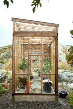 New Corner Pergola Diy Backyard Ideas 56 Ideas Diy Pergola, Corner Pergola, Backyard Retreat, Backyard Landscaping, Backyard Ideas, Wooden Greenhouses, Build A Greenhouse, Greenhouse Ideas, Greenhouse Wedding