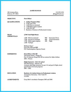 nice learning to write a great aviation resume check more at http