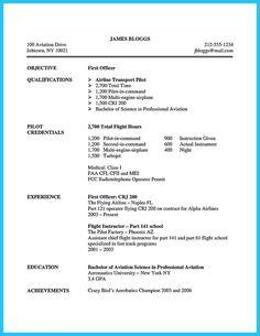 Pilot Entry Level Resume - http://topresume.info/pilot-entry-level ...