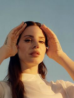 Lana Del Rey photographed by Molly Matalon for Les Inrocks