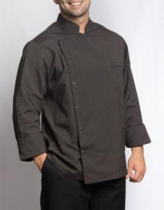 dolma-nantes-preto Hotel Uniform, Restaurant Uniforms, Costume, Afro, Chef Jackets, Ideias Fashion, Mens Fashion, My Favorite Things, Chefs