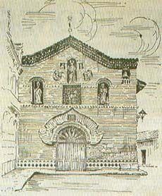 Capilla del Colegio Santa Librada, en Cali, fundado por Santander el 29 de enero de 1823.http://www.banrepcultural.org/blaavirtual/revistas/credencial/abril1992/abril3.htm