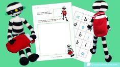 Alfabet: een fantastisch boek » Juf Leontine Letter School, Learning The Alphabet, Children, Kids, Letters, Education, Africa, Young Children, Young Children
