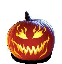 easy scary pumpkin carving ideas - Google Search