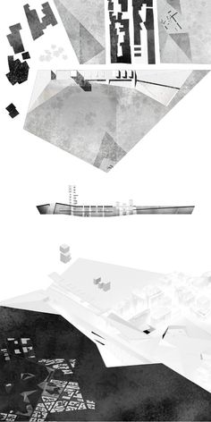 Urban intervention network in Plato's Academy_A Museum of the city of Athens proposal.