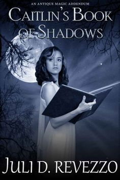 Caitlin's Book of Shadows by Juli D. Revezzo on StoryFinds -99¢ - Is she a witch or demented? When the curator finds Caitlin's long forgotten diary family secrets get exposed.