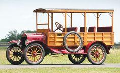1919 Ford Model T Depot Hack..